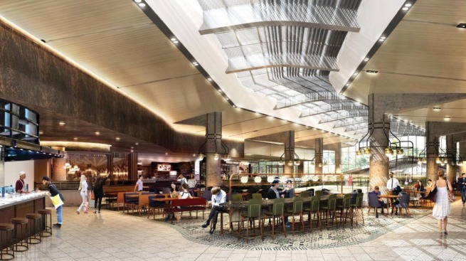 Here Are The Eateries Coming To Aventura Mall's New Food Hall