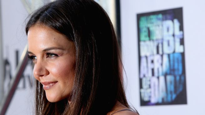 Katie Holmes Skips Out on Red Carpet Event