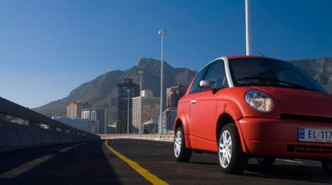 Think Electric Car Resurfaces