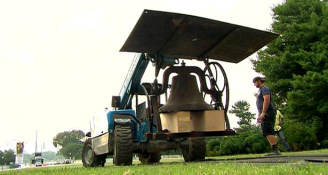 Birmingham Bell Brought to D.C. for March Anniversary