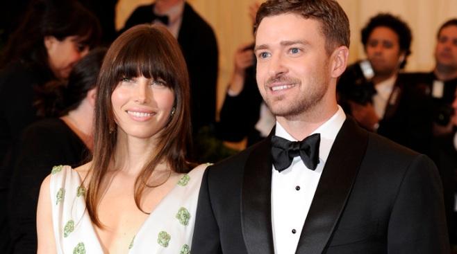 Justin Timberlake and Jessica Biel Marry