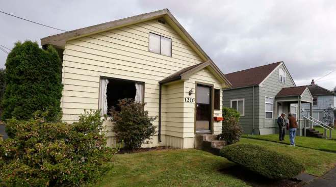 Kurt Cobain's Childhood Home Up for Sale