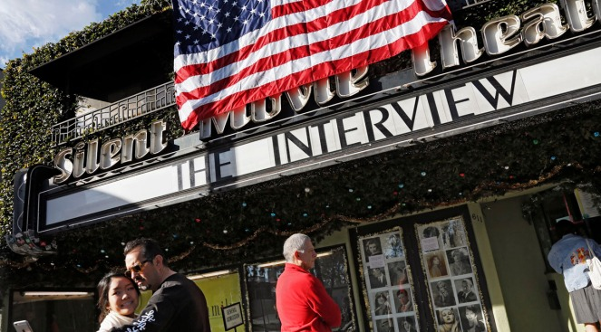 """The Interview"" Makes $1M Theater Debut"