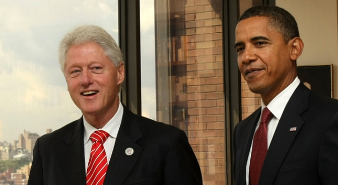 Former President Clinton: Obama Off to a Good Start