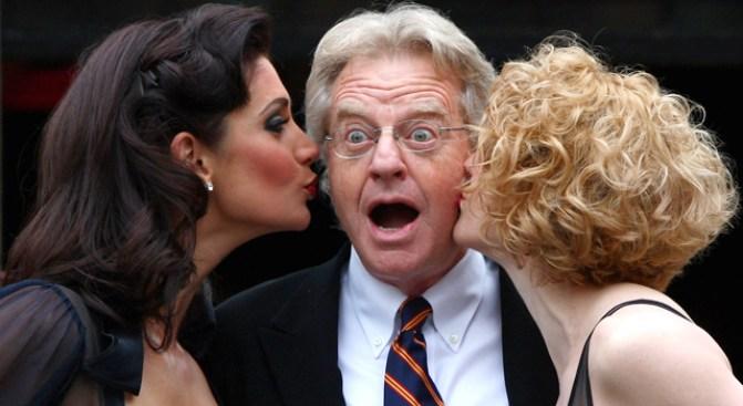 Jerry Springer Joins Cast of Chicago