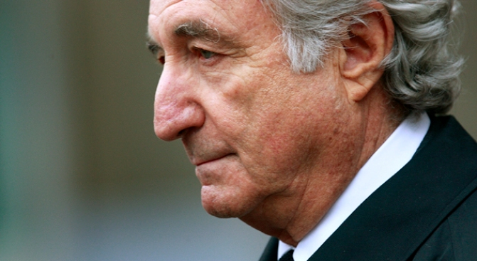 Madoff to Forfeit $171 Billion