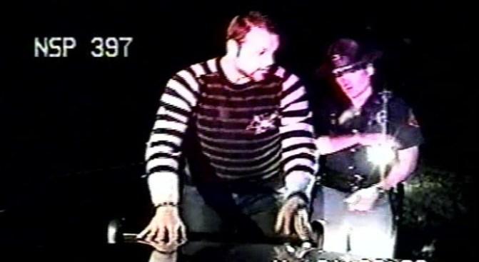 Night of Joba's DUI Arrest Caught on Tape