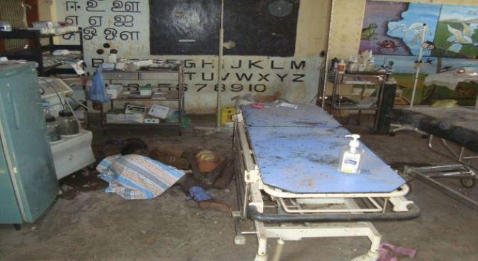 Massacre: 64 Dead in Sri Lanka Hospital Attack