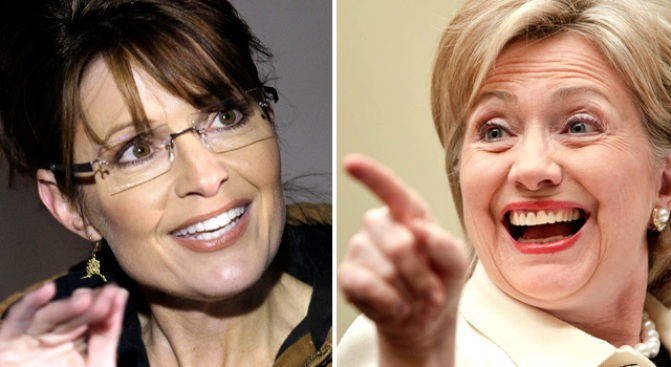 Palin camp eyed Clinton alliance