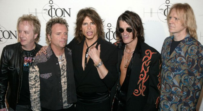 "Aerosmith Guitarist Calls Connection with ""Idol"" a ""Good Thing"""