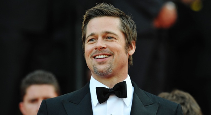 "Brad Pitt: ""I'm A Dad Now & My Partying Ends At 6 PM"""