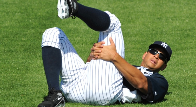 Mientkiewicz Says A-Rod Didn't Use in High School