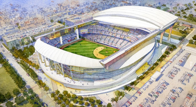 Play Ball! Marlins Stadium Wins Approval