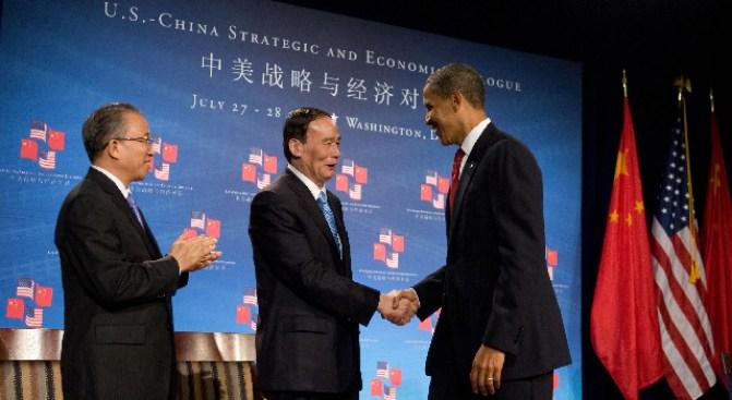 """Obama Hails Era of """"Cooperation"""" With China"""