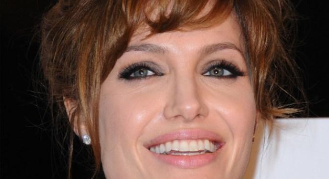 Angelina Jolie's Stylist's Dresses Stolen