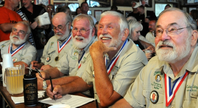 Look-Alike Wins Hemingway Contest on 8th Try