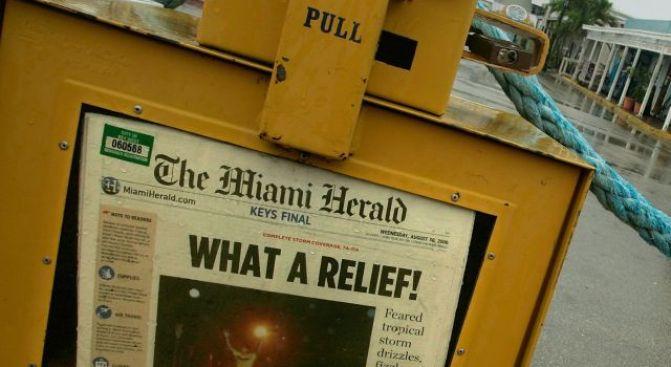 Herald Hacks Miffed Over Layoffs
