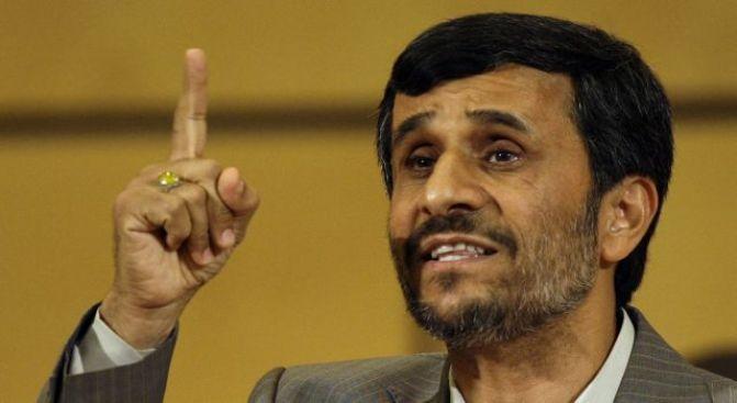 Iran Prez Slams Obama