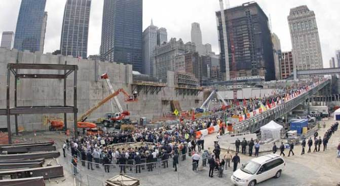 """Study: Economic Impact of 9/11 Was """"Short-Lived"""""""