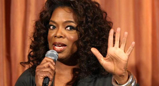 Oprah, KFC Free Chicken Debacle