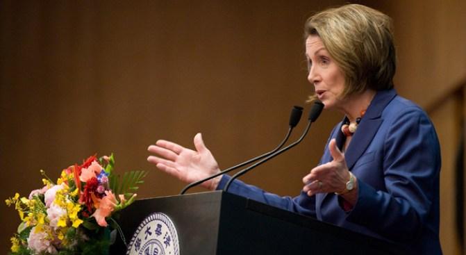 Pelosi: No Need for House Resolution to Praise Jackson