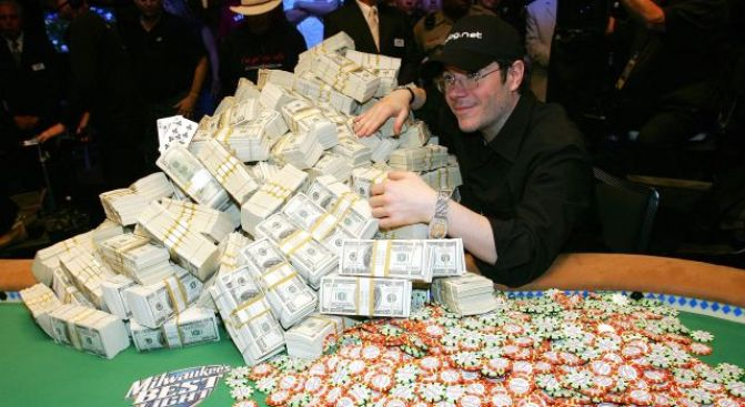 Feds Grab Online Gamblers' Chips