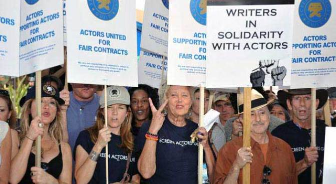 SAG Members Ratify Movie/TV Contract