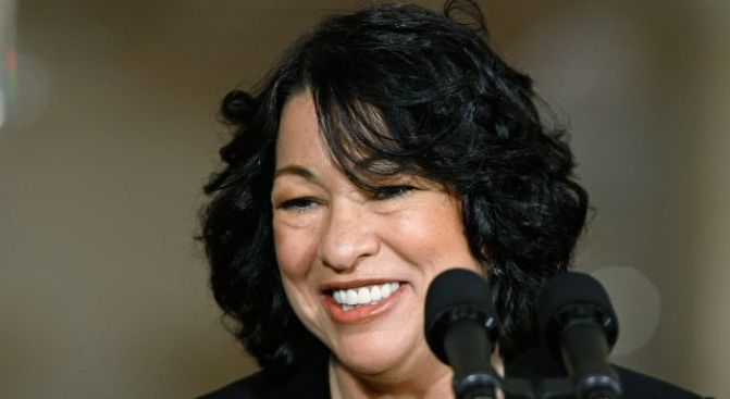 Sotomayor's Opening Statement in Full