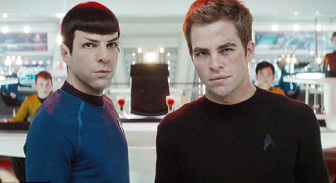 """Star Trek"" Has Stellar $76.5 Million Opening"