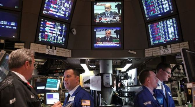 Stock Market Soars in Late-Day Rally