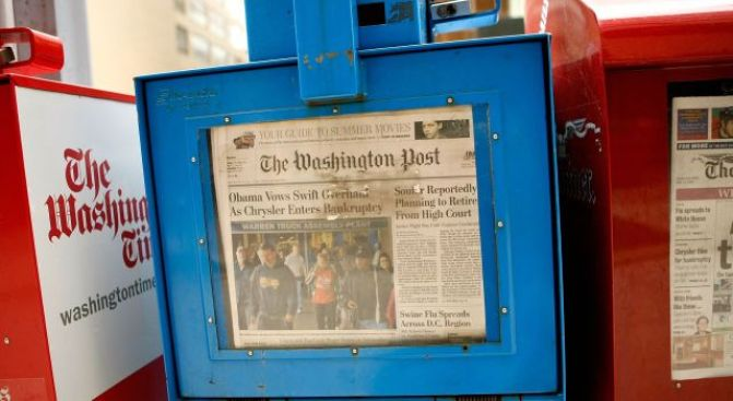 WashPost sells access, $25,000+