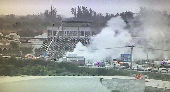 Car Fire Extinguished on I-75 NB