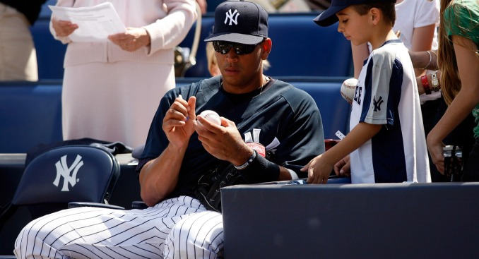 """A-Rod's Surgery """"Went Exactly as Planned"""""""