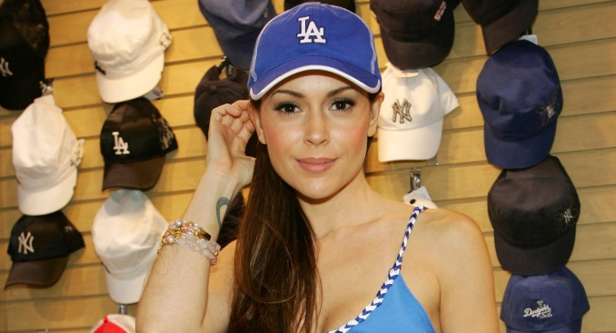Alyssa Milano's Big Book of Baseball