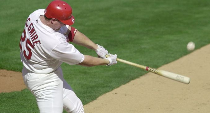 Mark McGwire's Brother Sells Him Out