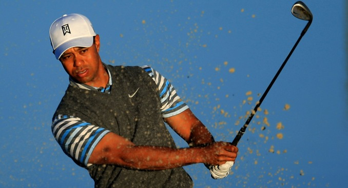 New Tiger Woods Commercial Has it Backward