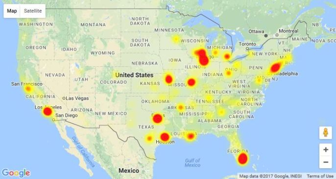 AT&T Service Restored After Nationwide Outage