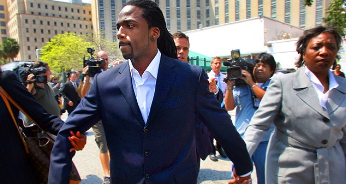 Judge Refuses Release of Stallworth Crash Video