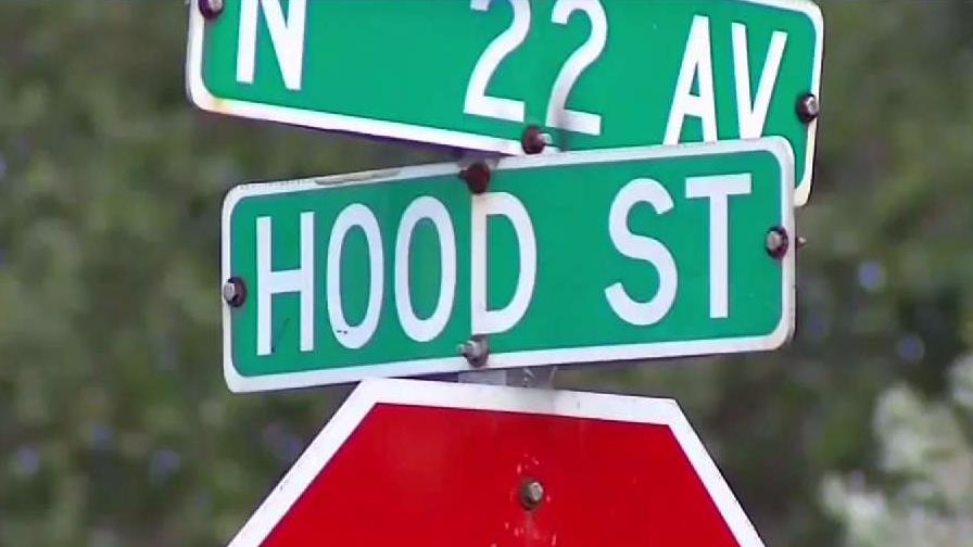 Group Wants Hollywood to Keep Confederate Street Names - Florida