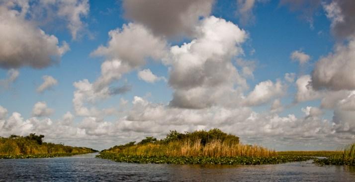 Pilot Makes Emergency Landing Near Florida Everglades
