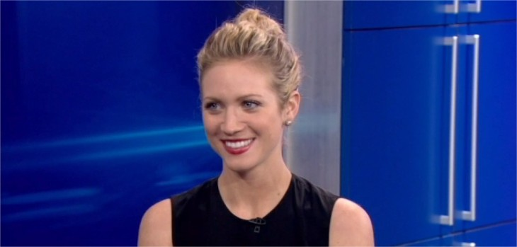 "[NY] Brittany Snow on Hit New Film ""Pitch Perfect"""