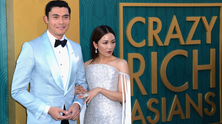 'Crazy Rich Asians' Expected to Make $25M Over Weekend