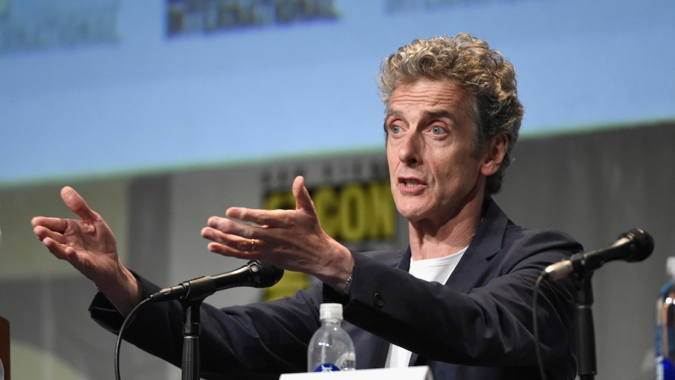 Comic-Con 2015: The 'Doctor' Is In, 'Hunger Games' Checks Out