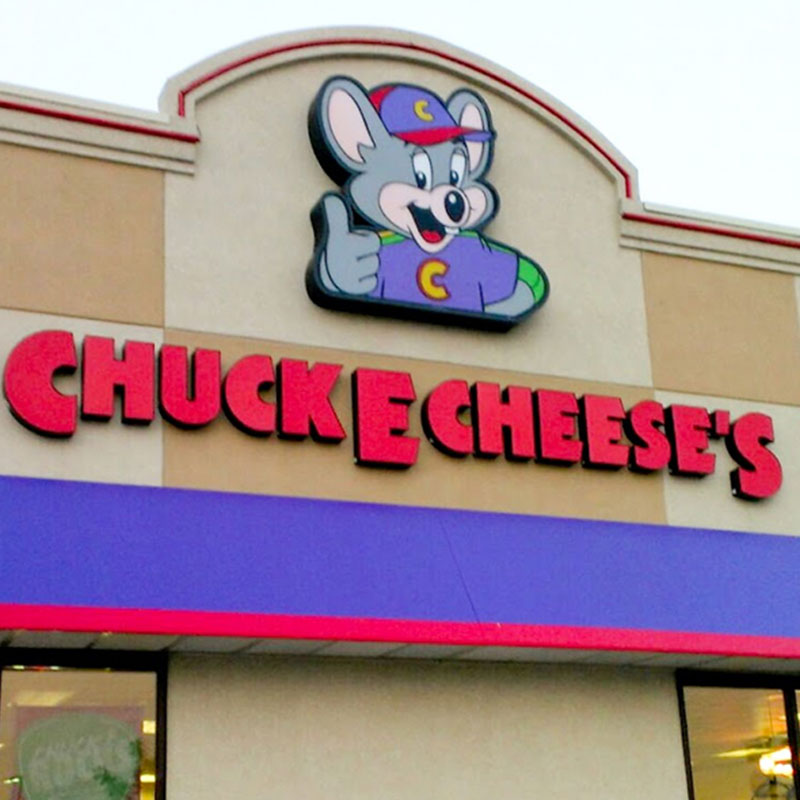 Pay Your Age At Chuck E Cheese After Build A Bear Blunder Miami