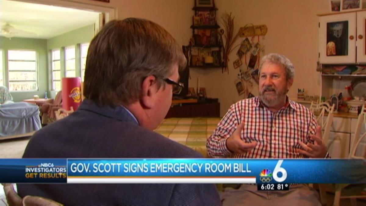 Dispute Emergency Room Bill