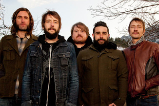 Band of Horses Play Revolution Tonight