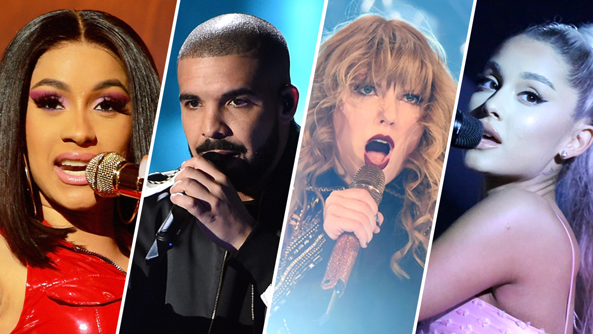 Here Are Your 2019 Billboard Nominees