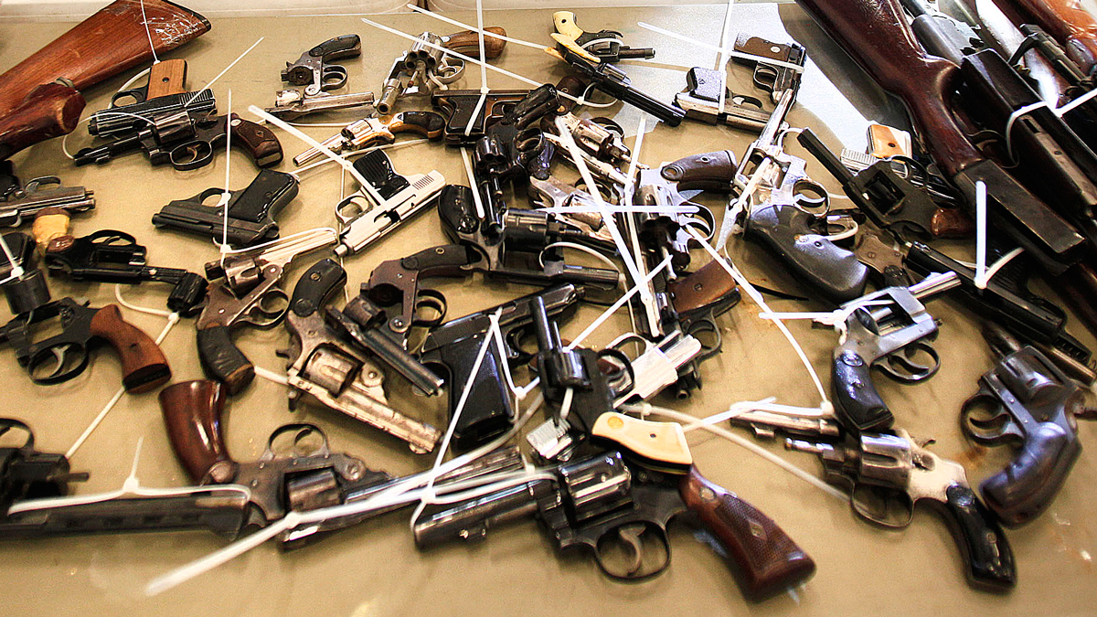 Stay Anonymous\' Gun Buy Back in Miami Gardens - Hialeah news ...