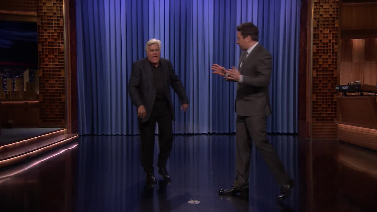 'Tonight': Jay Leno Stops Jimmy's Monologue For Angry Rant